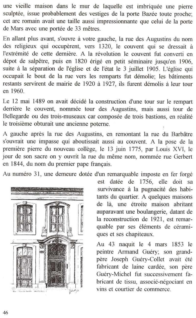 Plans de la Ville Numar123