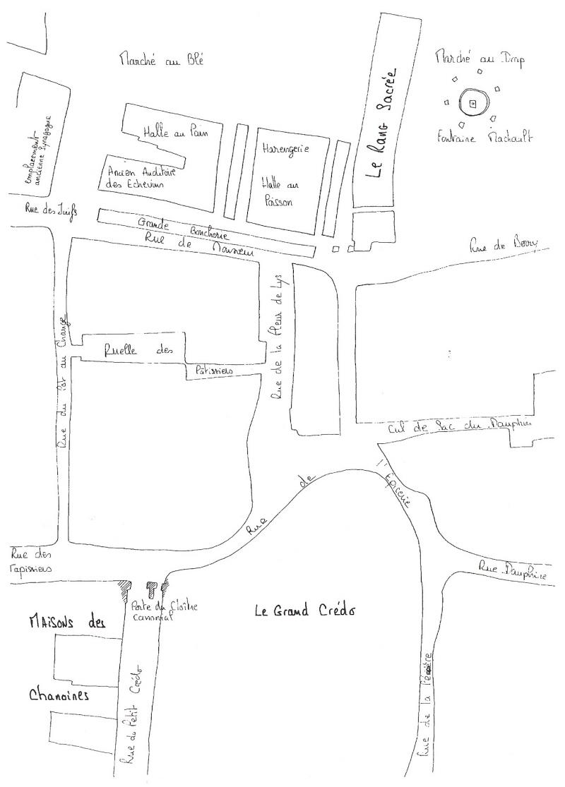 Plans de la Ville Numar131