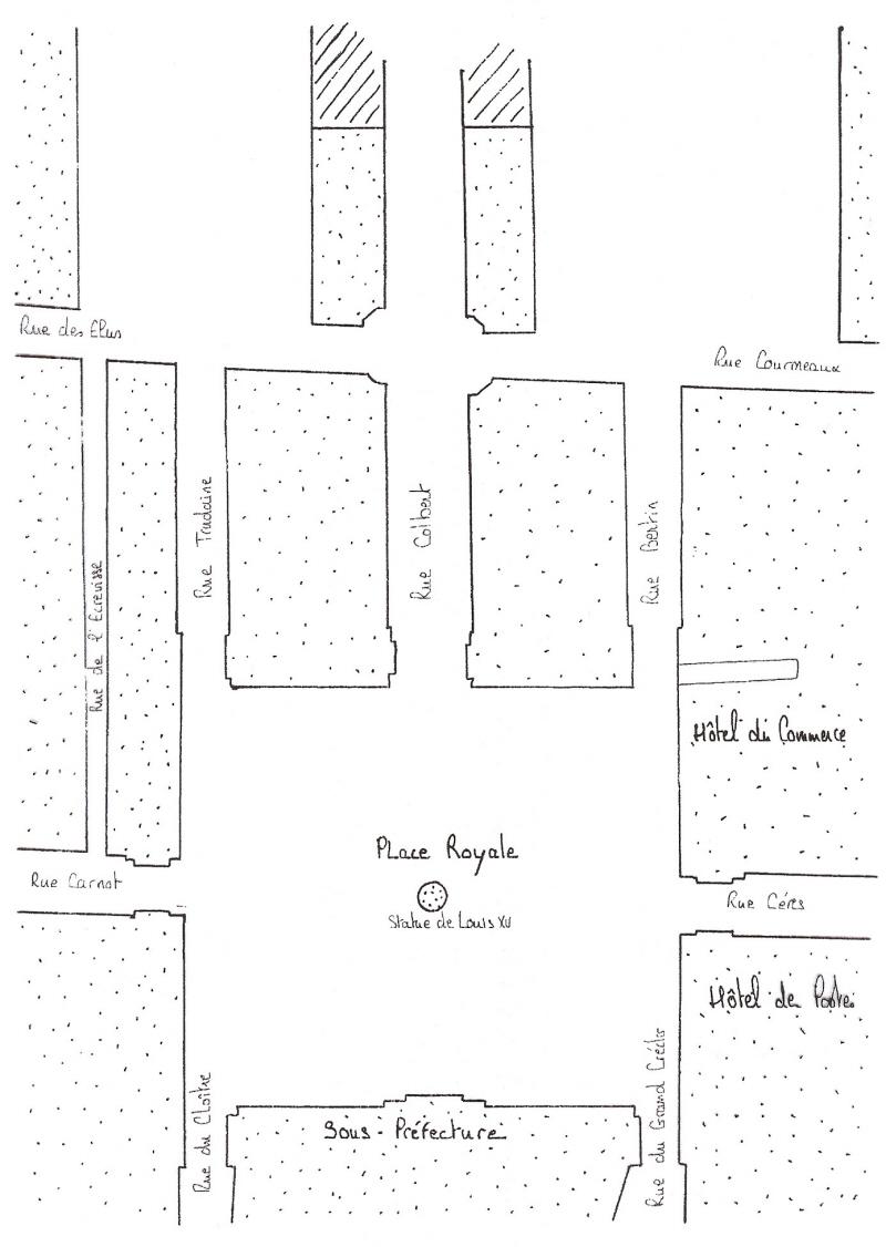 Plans de la Ville Numar132