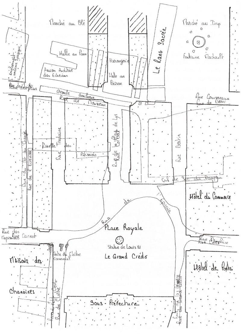 Plans de la Ville Numar133