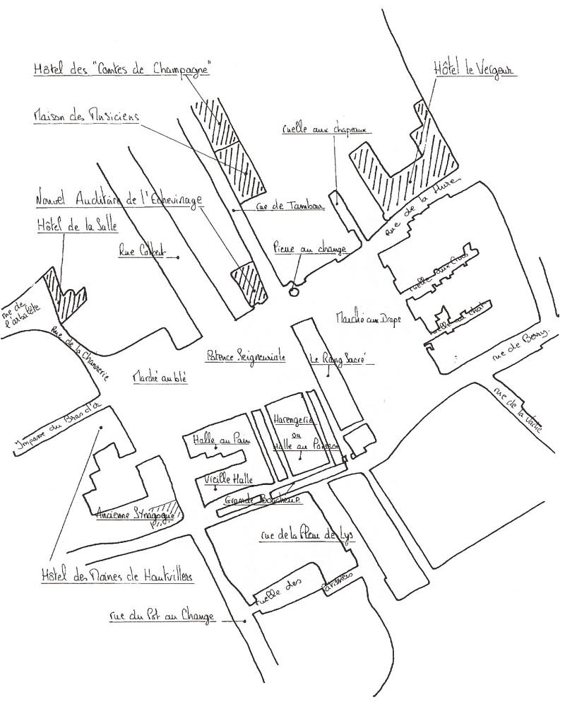 Plans de la Ville Numar136
