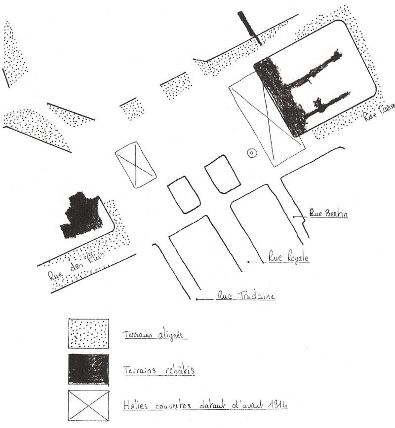 Plans de la Ville Numar137