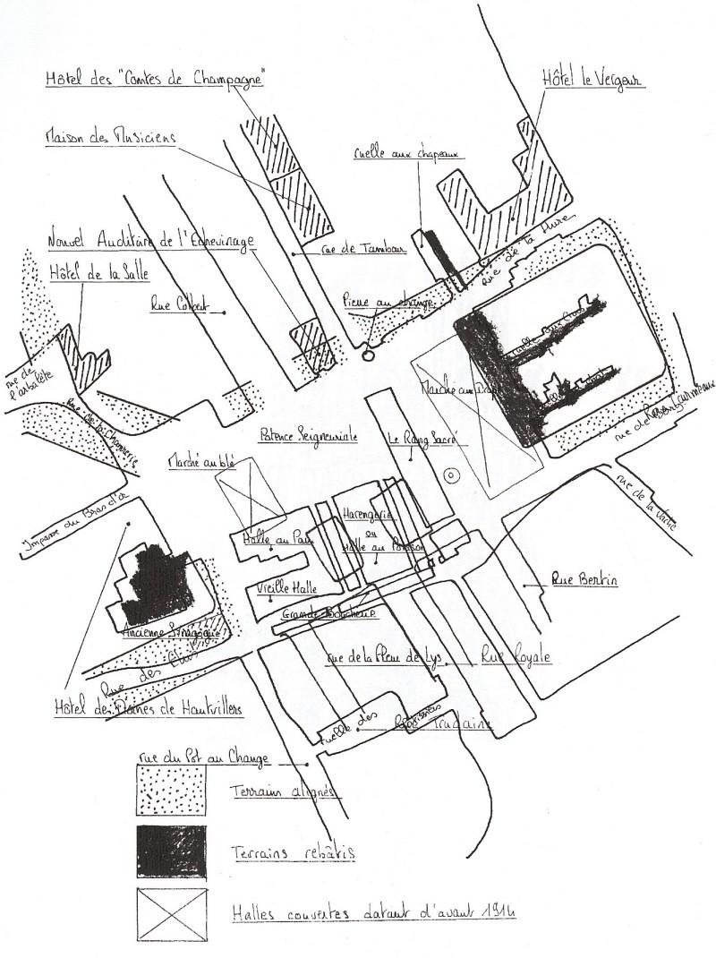 Plans de la Ville Numar138