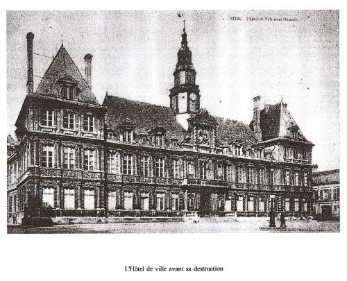 Plans de la Ville Numar140