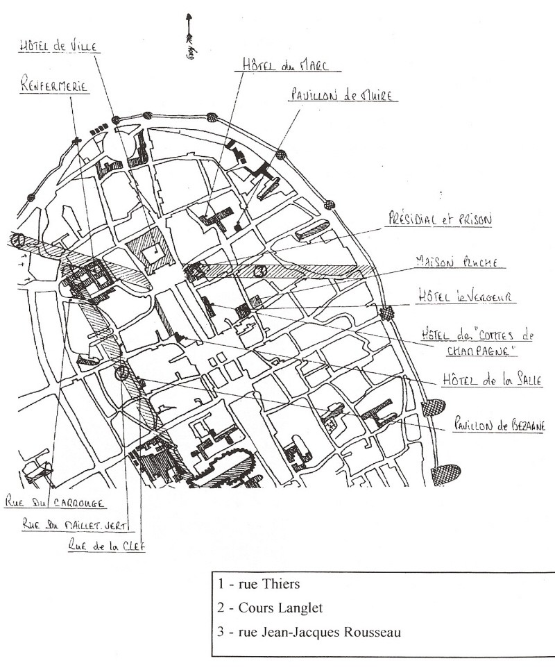 Plans de la Ville Numar143