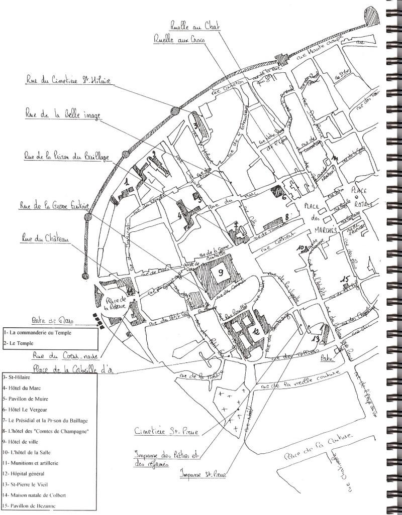 Plans de la Ville Numar146