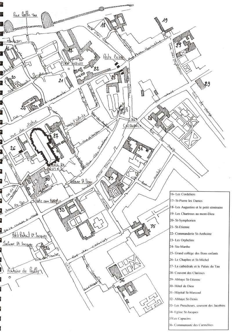 Plans de la Ville Numar147