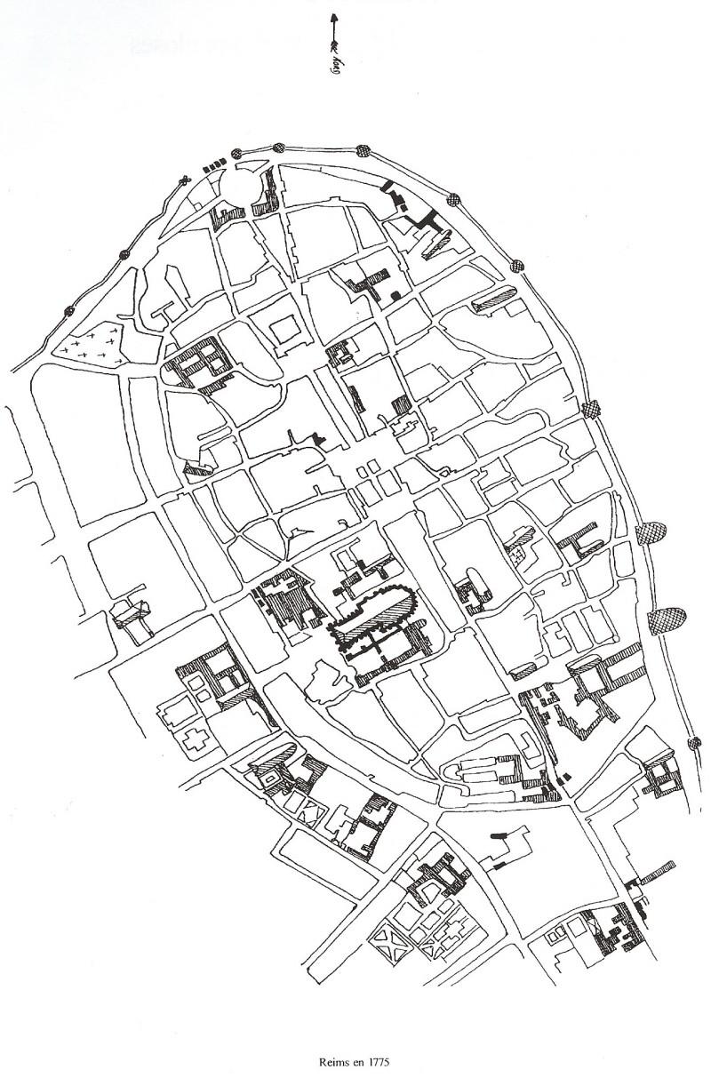 Plans de la Ville Numar153