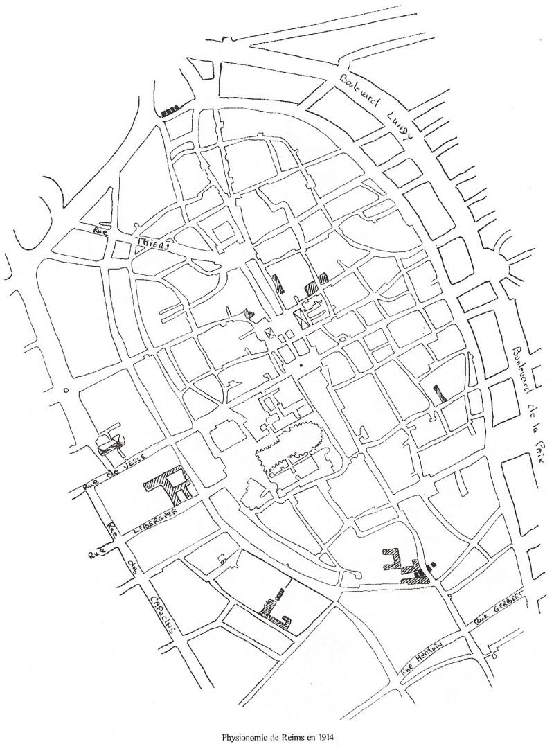 Plans de la Ville Numar155