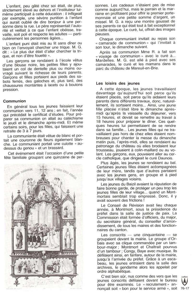 Folklore de Champagne Numari28