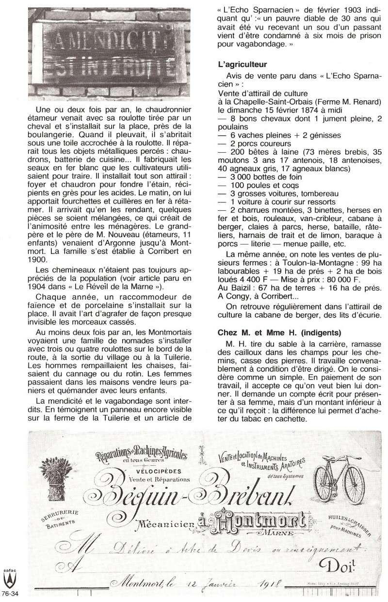 Folklore de Champagne Numari45