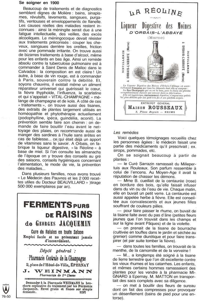 Folklore de Champagne Numari61