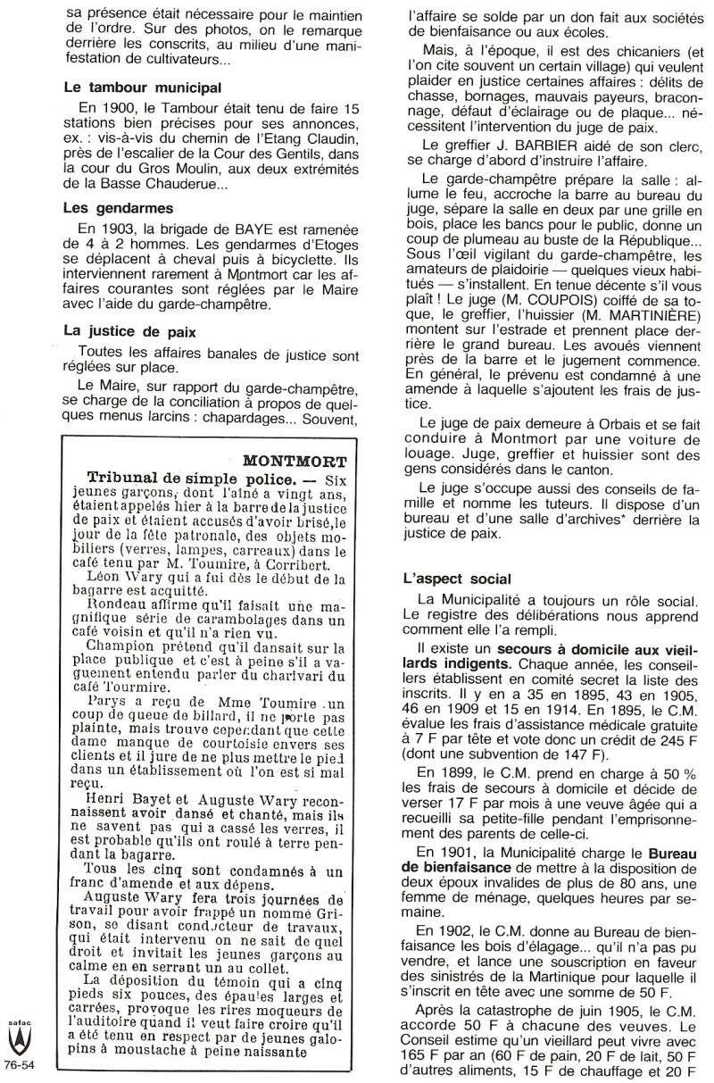 Folklore de Champagne Numari65