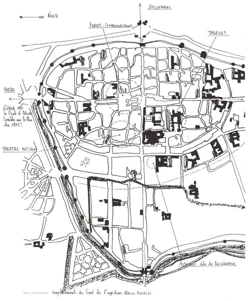 Plans de la Ville Numari87