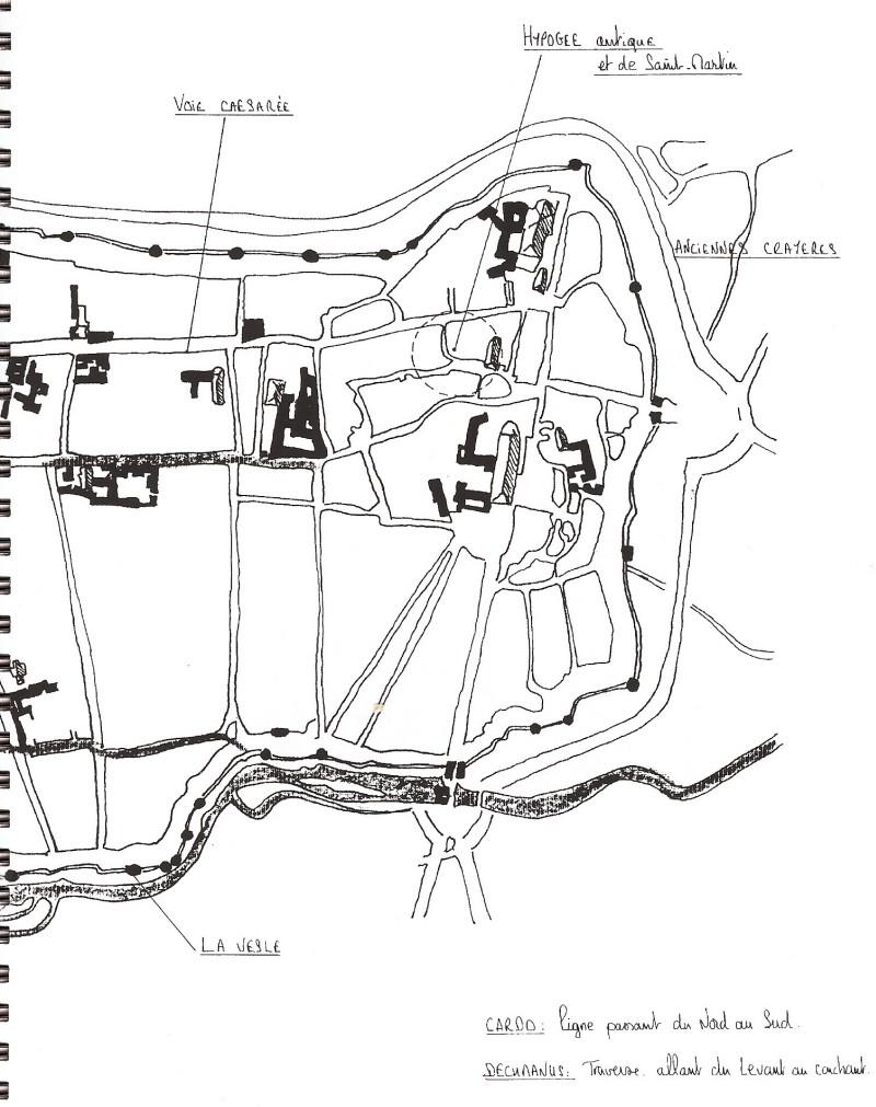 Plans de la Ville Numari88