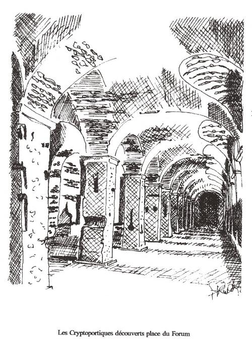 Plans de la Ville Numari89