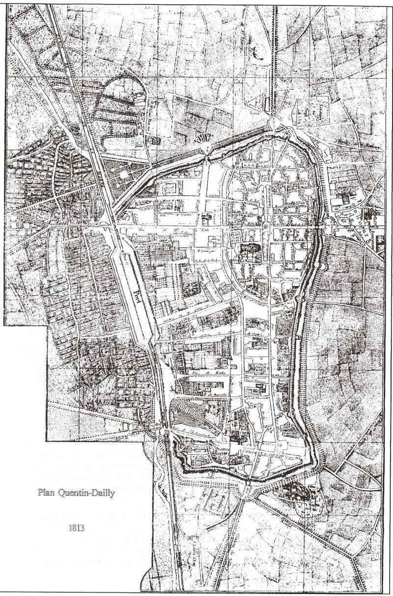 Plans de la Ville Numari93