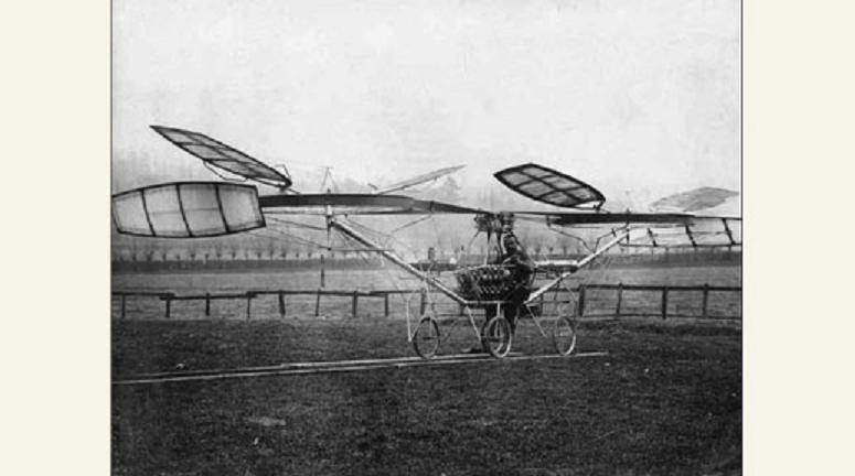 Le Châlonnais OEHMICHEN & l'Hélicoptère Paul_c10