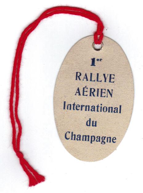 1er Rallye Aérien International du Champagne Rallye10