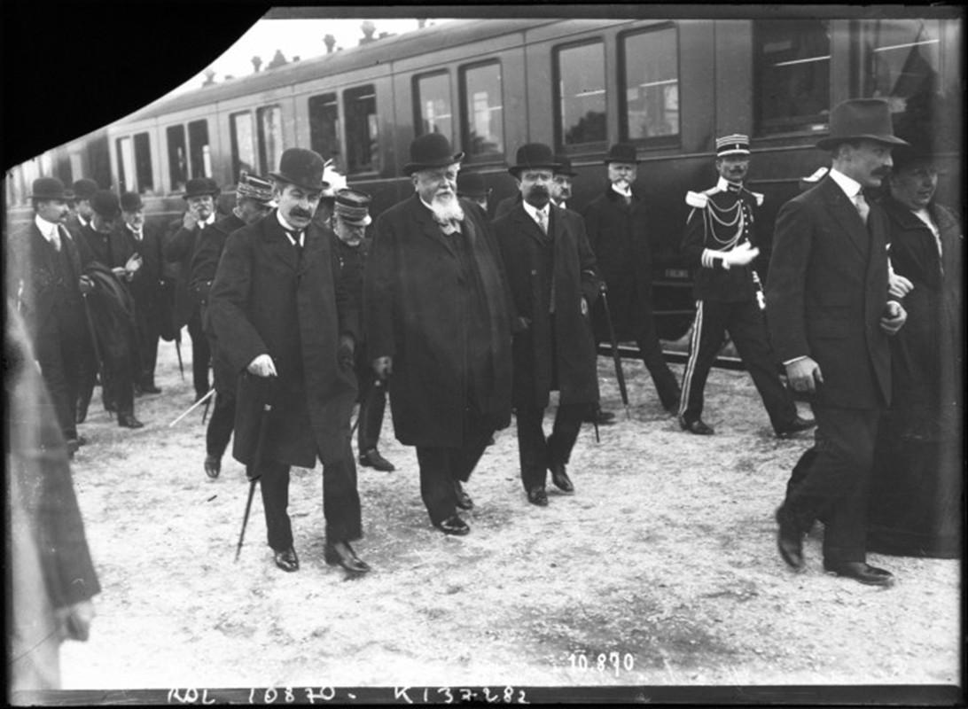La 2e Grande Semaine d'Aviation - Juillet 1910 Reims_10