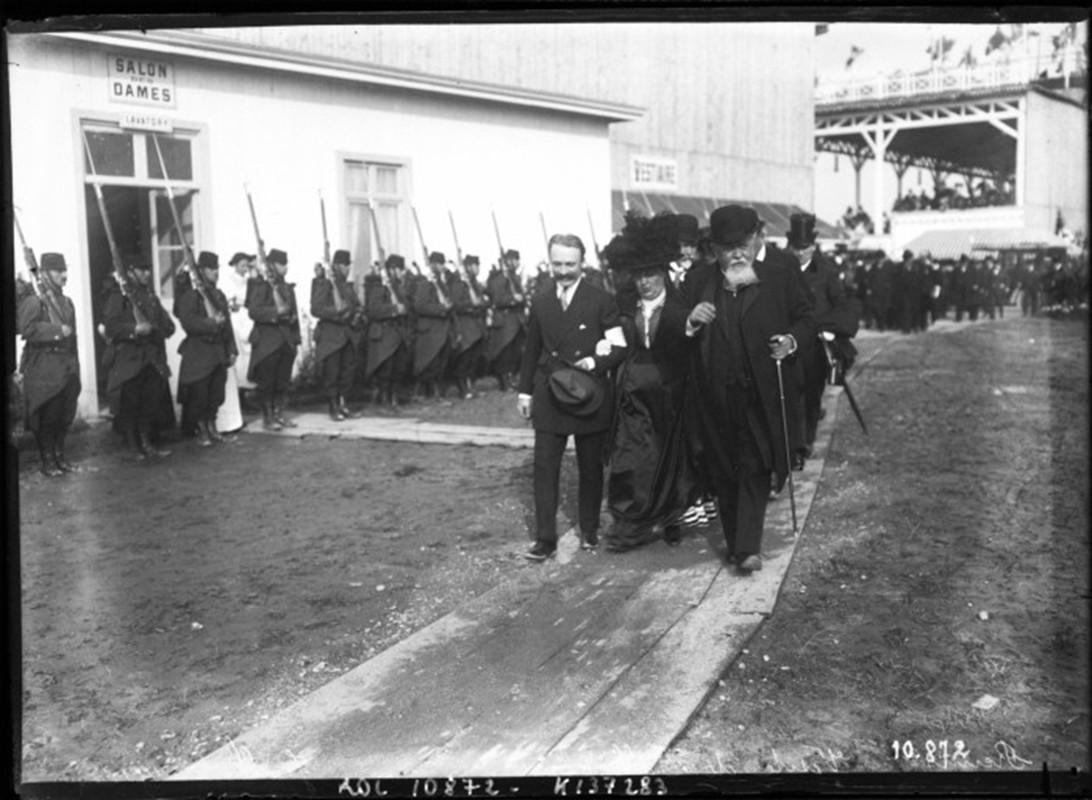 La 2e Grande Semaine d'Aviation - Juillet 1910 Reims_11