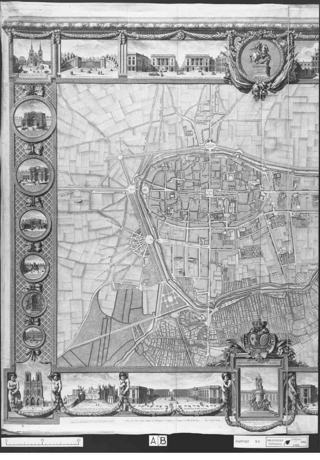 Plans de la Ville Rheims12