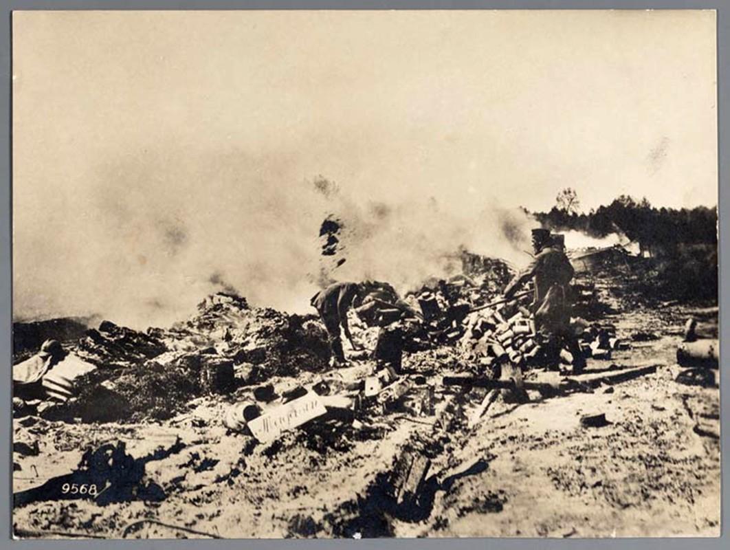FISMES pendant la Grande Guerre Verbra10