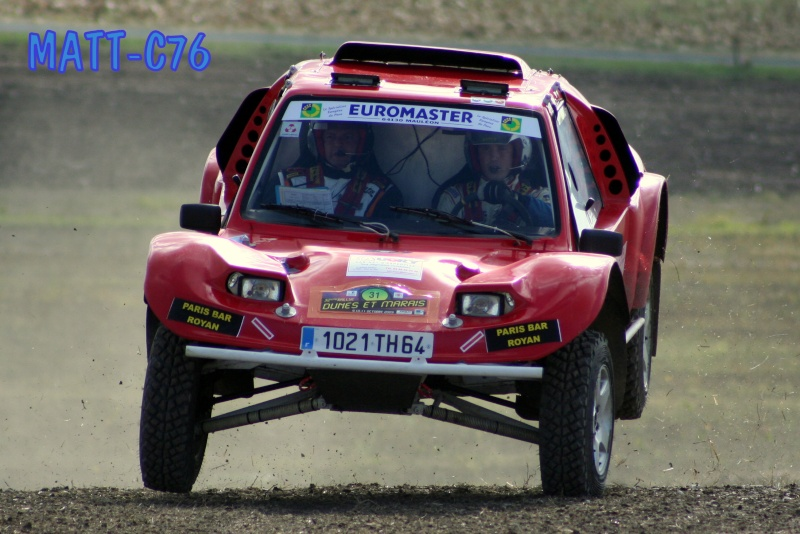 "dunes - Photos dunes & marais ""matt-c76"" Rally272"