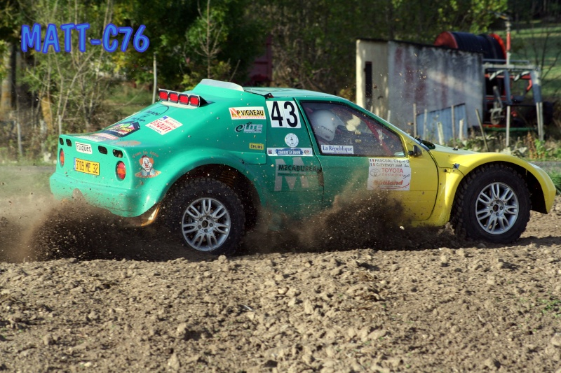 CLEVENOT / COUTURIER Rally322