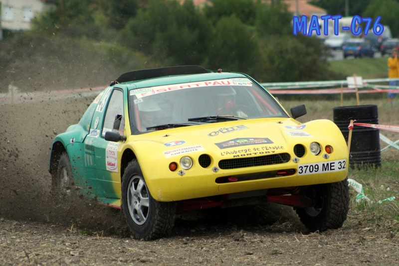 CLEVENOT / COUTURIER Rally323