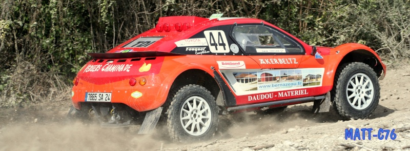 PHOTOS / VIDEO DUNES FOUQUET TDI Rally351