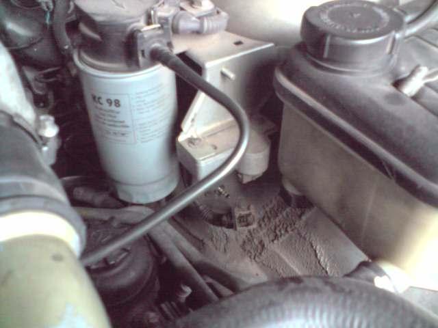 [BMW 325 tds E36] A quoi sert cette pièce ? P2703015