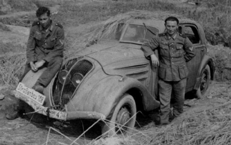 Véhicules de prise Allemands (susceptibles d'être dans la résistance) Edfb10