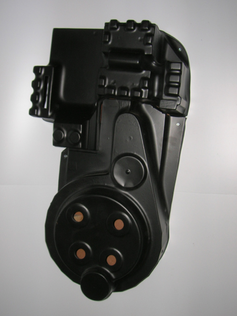 Proton pack vacuum form shell Gbpp_s10