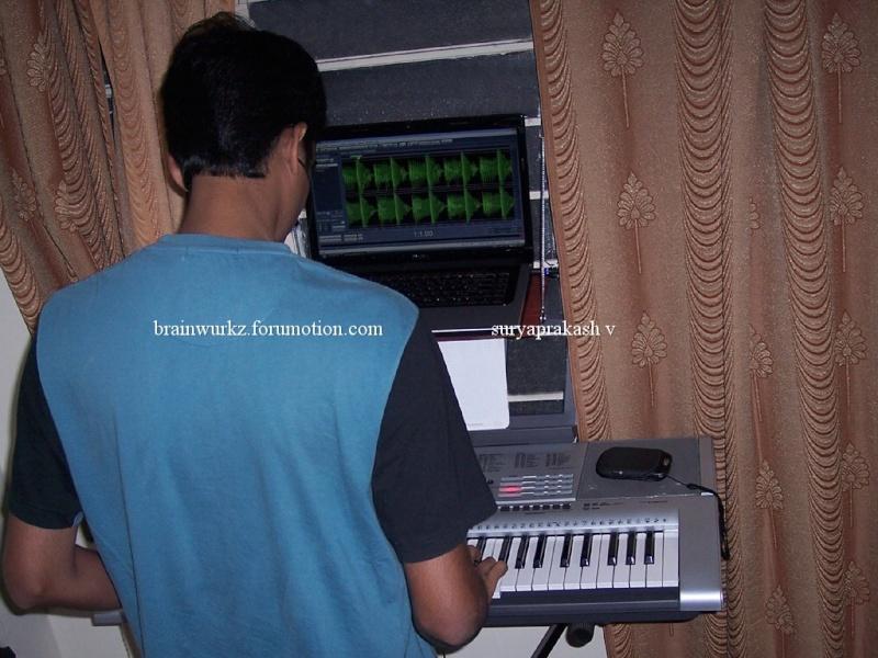 Me & my Yamaha PSR I-425 100_6513