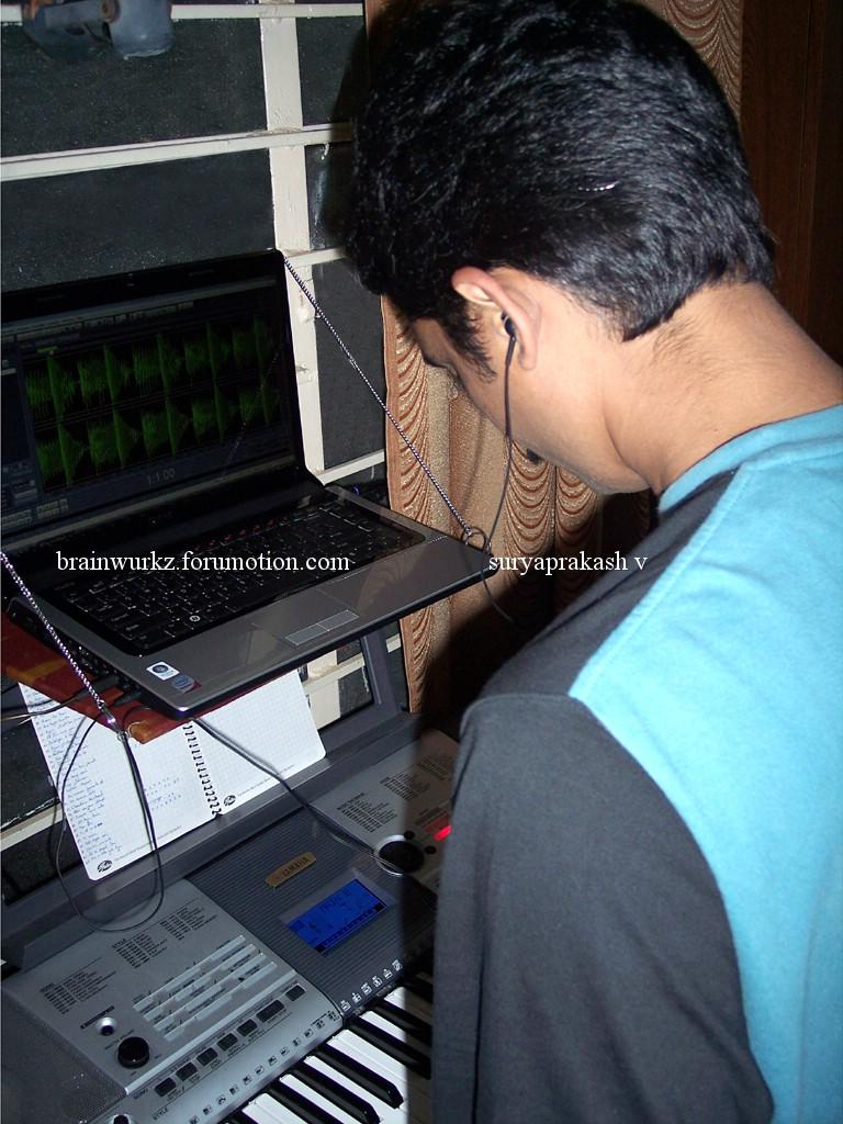 Me & my Yamaha PSR I-425 100_6514