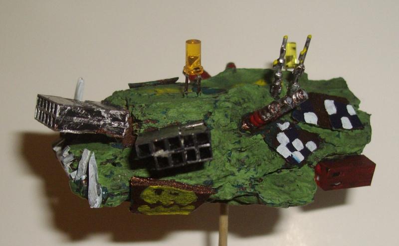 Vaisseaux Orks fait maison Kuiras10
