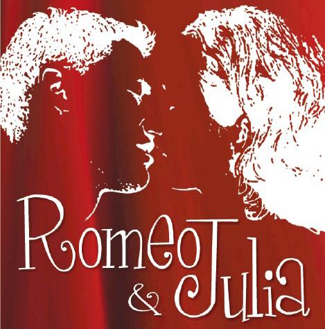 William Shakespeare - Romeo & Julia Logo-r10