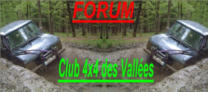 CLUB 4X4 DES VALLEES