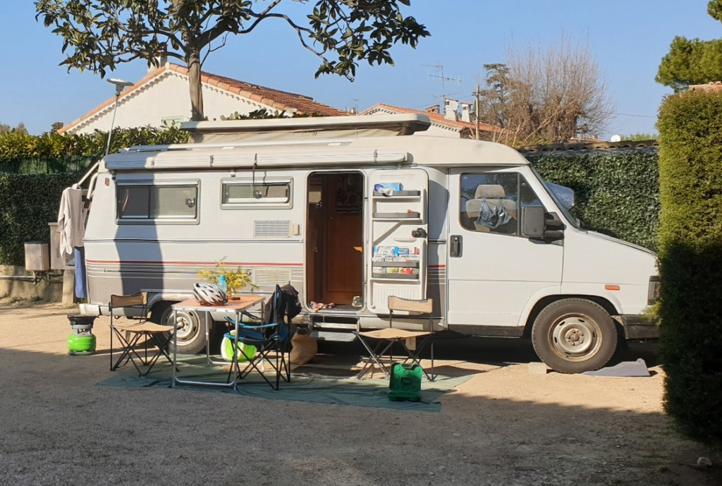 Estimation d'un Camping car ERIBA 580 2.5TD de 1994 Eriba510