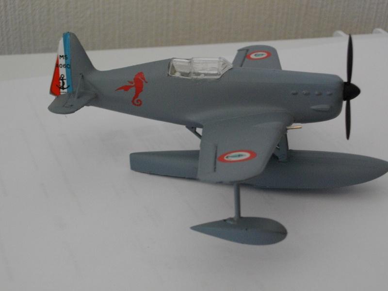 un Morane Saulnier unique! au 1/72 eme Mise à jour Avions16