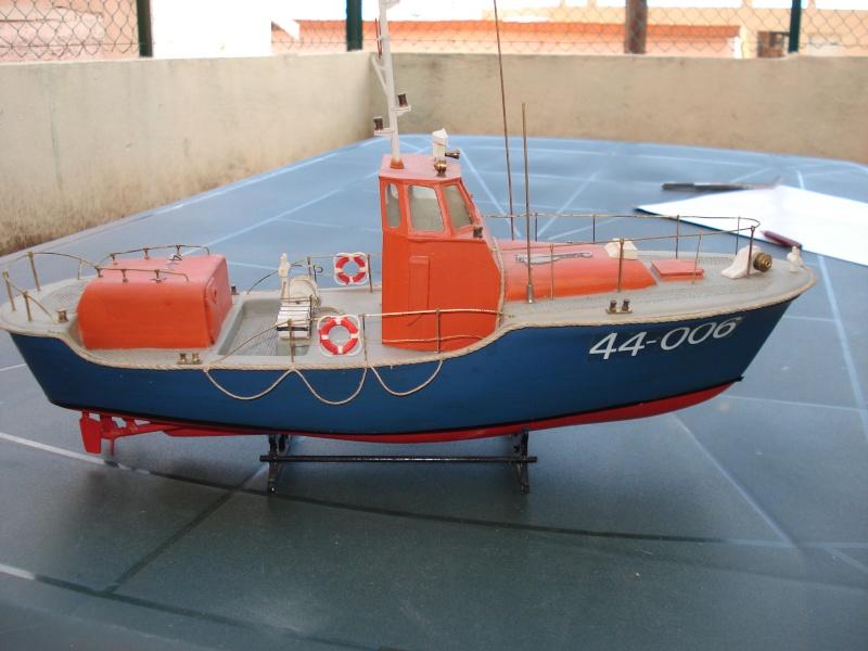 Canots de sauvetage classa Waveney 1/40e Billing boats Bateau58