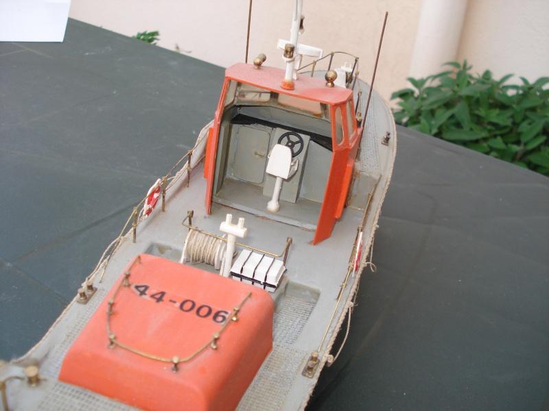 Canots de sauvetage classa Waveney 1/40e Billing boats Bateau59