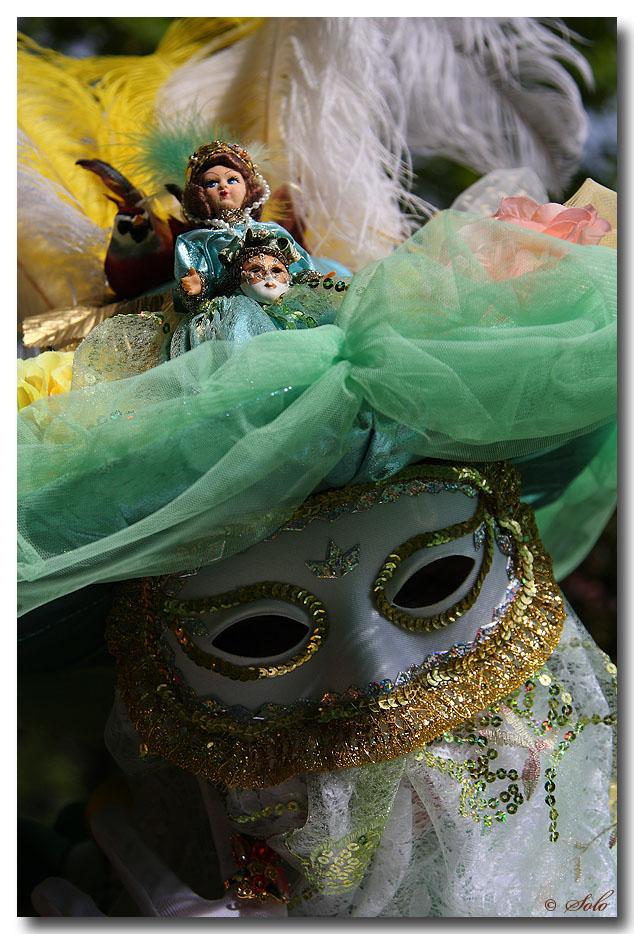 Sortie Carnaval Vénitien : Les photos Carnav11