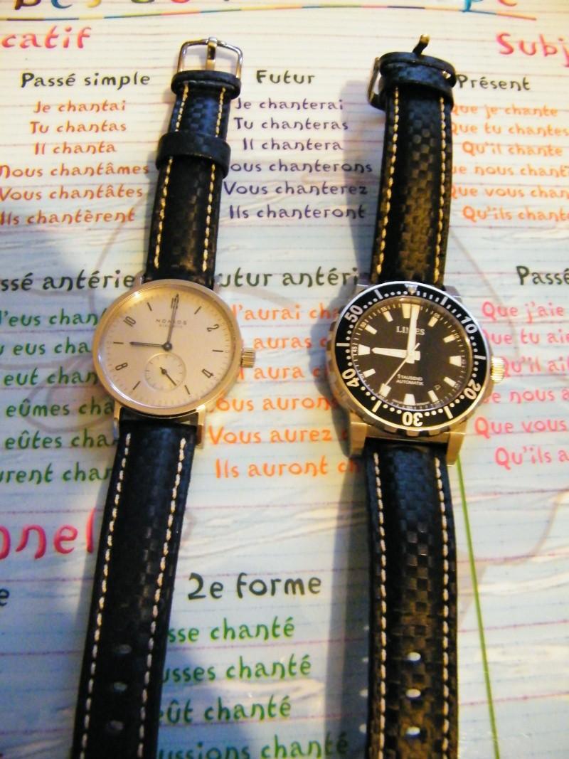 Feux de vos montres monté sur Carbon Hirsch - Page 2 Dscf0810