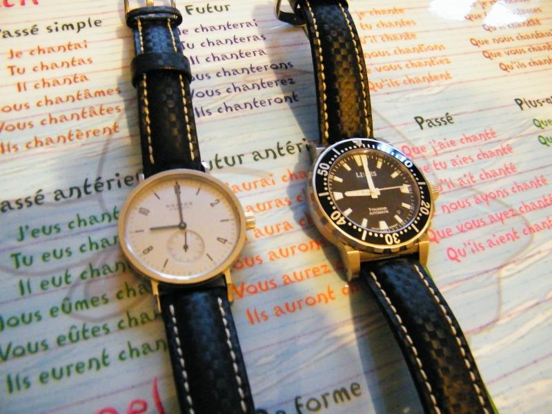 Feux de vos montres monté sur Carbon Hirsch - Page 2 Dscf0811