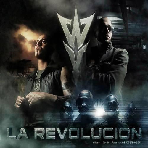 La Revolucion (Wisin & Yandel) - CD Preview + Tracklist + Cover Larevo10