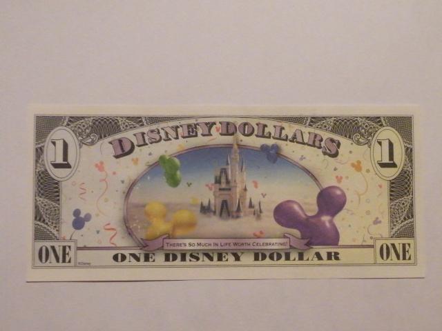 LES DISNEY DOLLARS Dscf3312