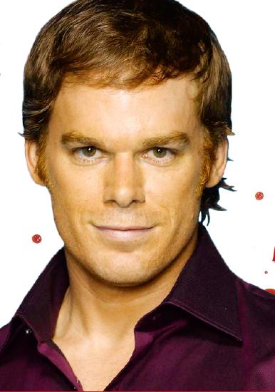 Dexter (portrait de Michael C Hall) Image_11