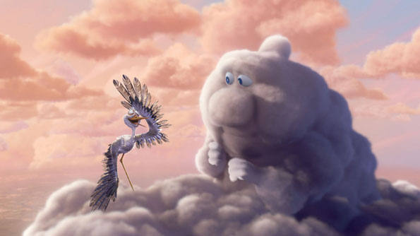 Courts-metrages Disney,Pixar... Partly10